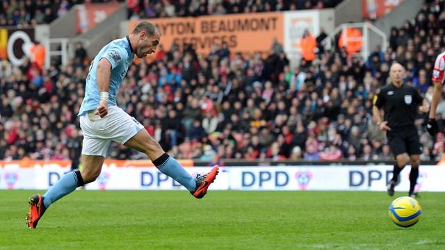 Zabalata grabs the winner at Stoke