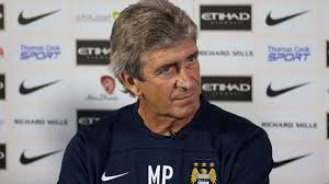 Pellegrini dealing with the press