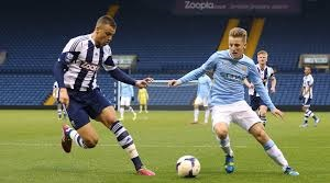 EDS' George Glendon taking on West Brom