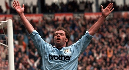 Uwe Rosler, my first City hero