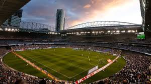A packed Etihad hosts the Melbourne derby