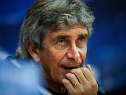 It's been a nail biting season for Manuel Pellegrini at times, but not in the way last years campaign was - hunting down Liverpool in an intense title chase.